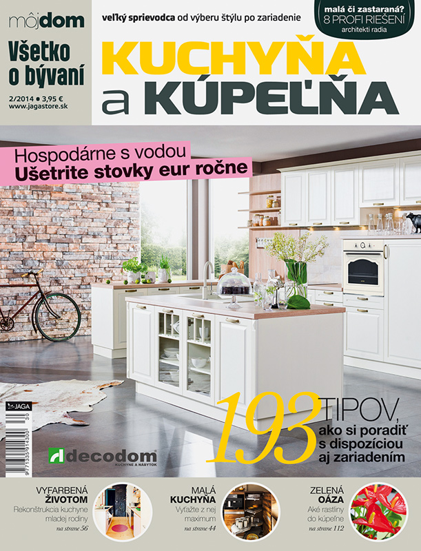 Kuchyňa a kúpeľňa