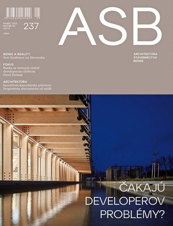 Ročné predplatné ASB bez špeciálov