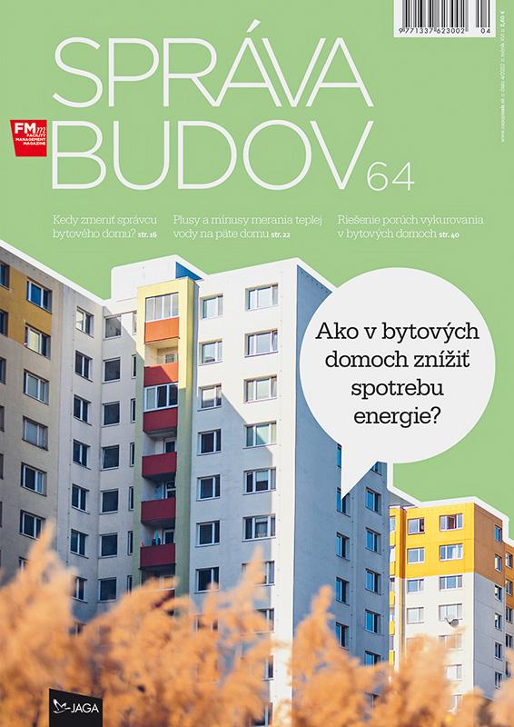 Dvojročné predplatné Správa budov