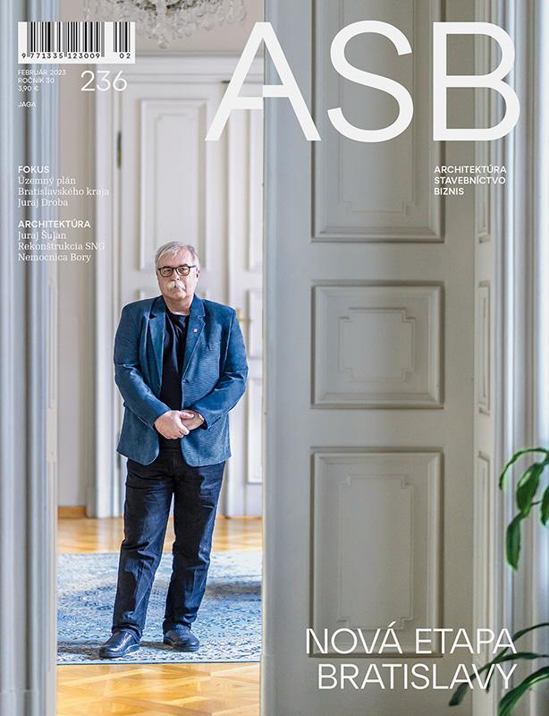 Dvojročné predplatné ASB bez špeciálov